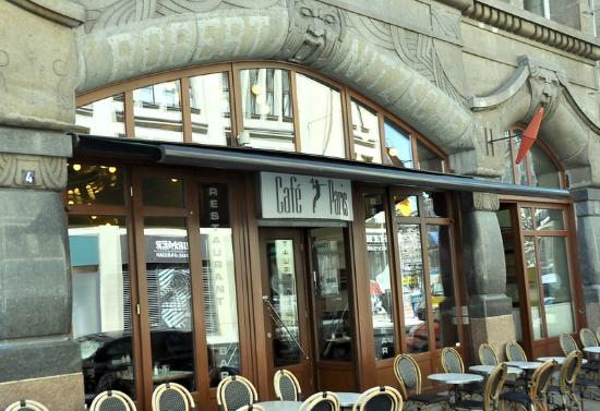 baissamouille picture of cafe paris hamburg tripadvisor. Black Bedroom Furniture Sets. Home Design Ideas