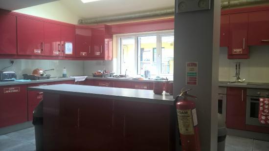 Sleepzone Hostel Galway : La cucina comune