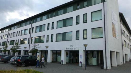 Glostrup Park Hotel: Hotel Reception