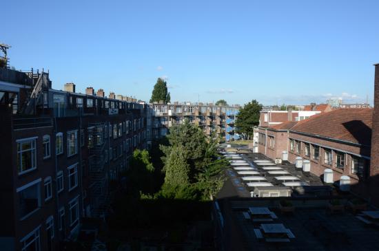 Hotel Port : z okna pokoju