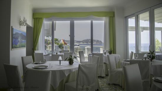 La Madonnina Hotel: Sala Ristorante