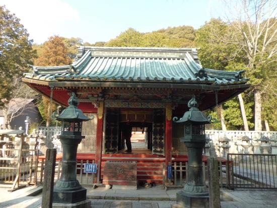 Takiyama Toshogu Shrine