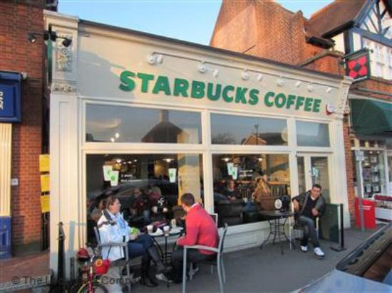 Starbucks coffee company invades the european