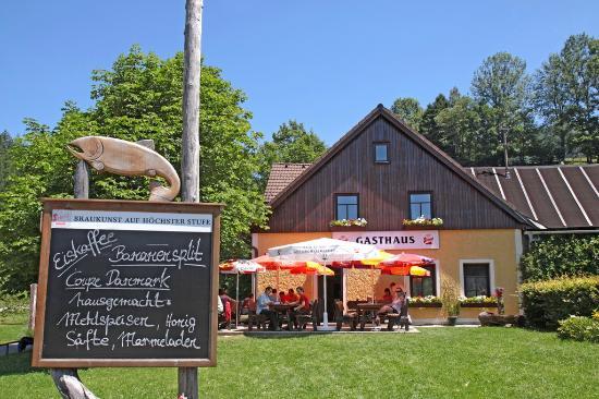 Puchenstuben, Østrig: Trefflingtalerhaus