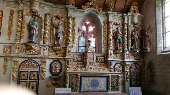 Chapelle Sainte-Marie-du-Menez-Hom