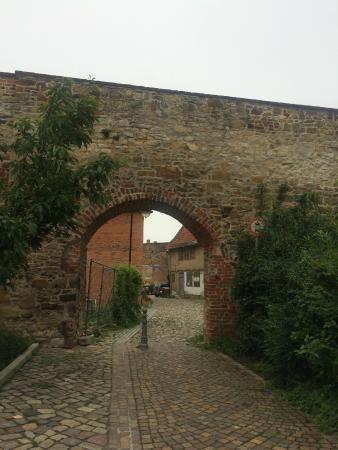 Glindenberg, Deutschland: Nearby Castle of Wolmirstedt