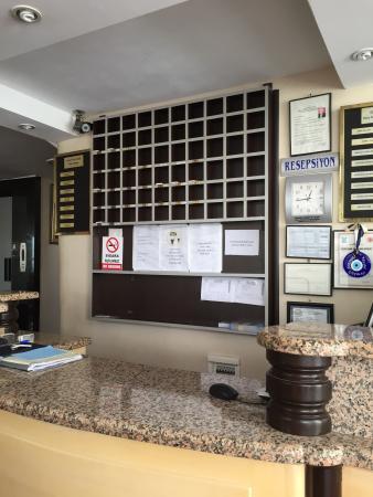 Kizkalesi, Turquie : Korykos Hotel