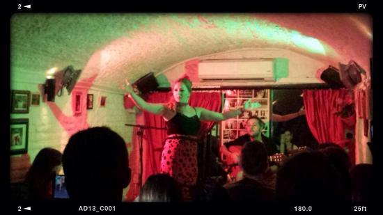 Très belle soirée flamenco