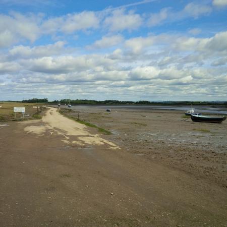 Sunderland Point: Looking Inland