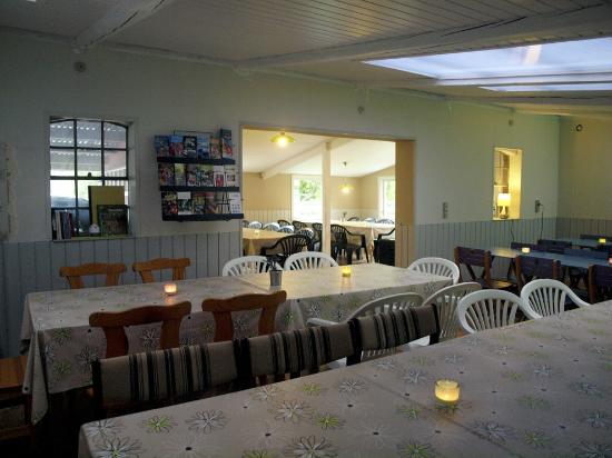 Lolland, Dinamarca: Common room (space for up to 60 guests)