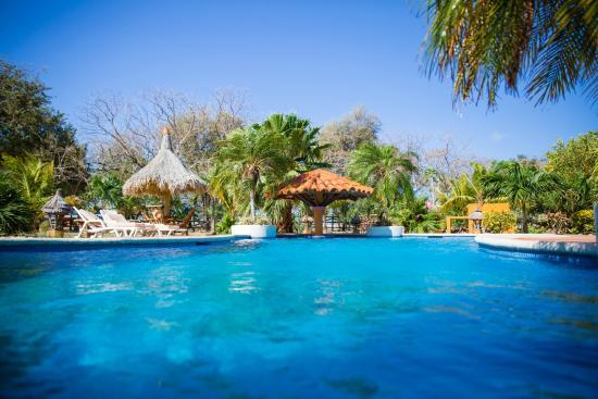 Tola, Nicaragua: Pool
