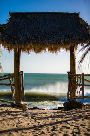 Tola, Nicaragua: Exit to the Beach