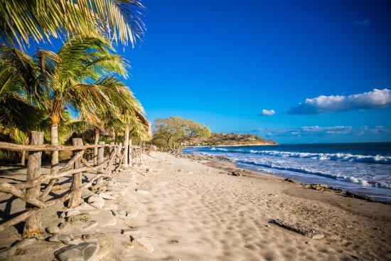 Tola, Nicaragua: Beach in Front