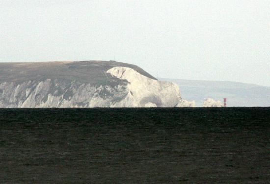 The Polar Bear on the Isle of Wight