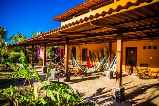 Tola, Nicaragua: Standard Room Hammocks