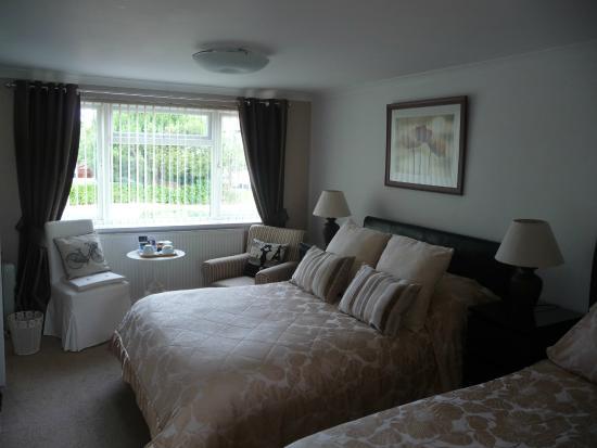 Radcliffe on Trent, UK: Family room