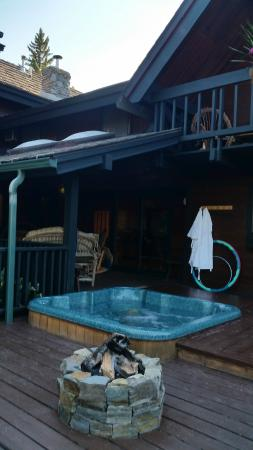 Good Medicine Lodge: SPA