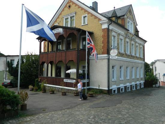 Alte Stadtmauer: The Hotel