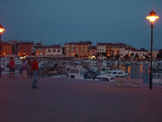 Old Town: Rovigno     Istria, Croazia