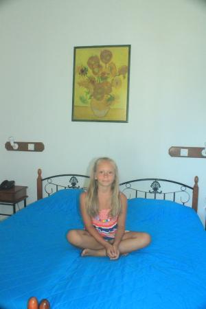 Hotel Santorini: В номере