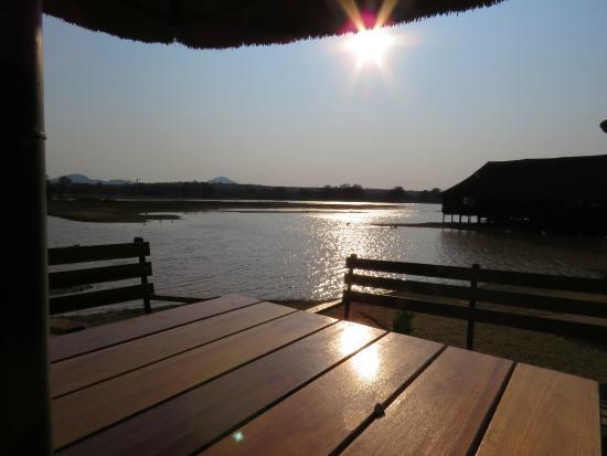 Heja Lodge : View of the lake