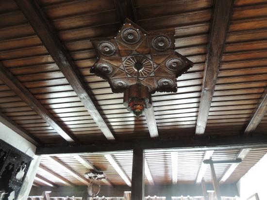 Turkish House (Kajtaz): Lampadario