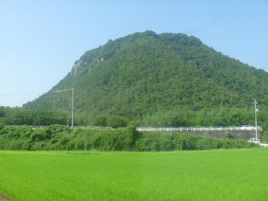 Niitakayama Castle Ruin