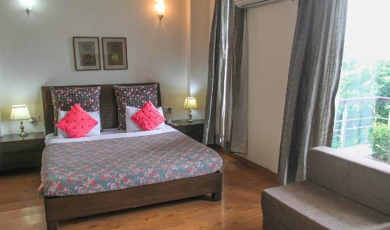 The Perch Service Apartments: One bedroom serviced apartment