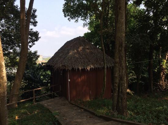 Queen Hill Resort: Бунгало с видом на море