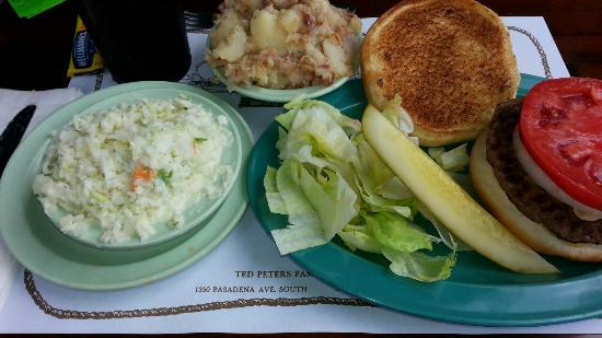 Smoked fish dip sandwich picture of ted peters famous for Ted peters smoked fish