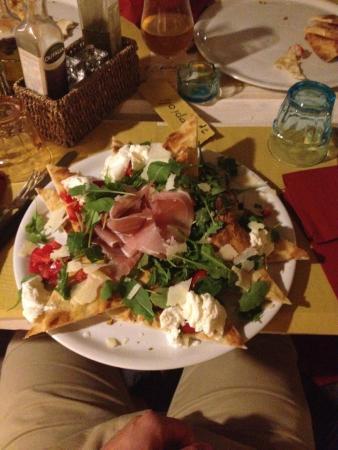 Garden: Pizza Stella