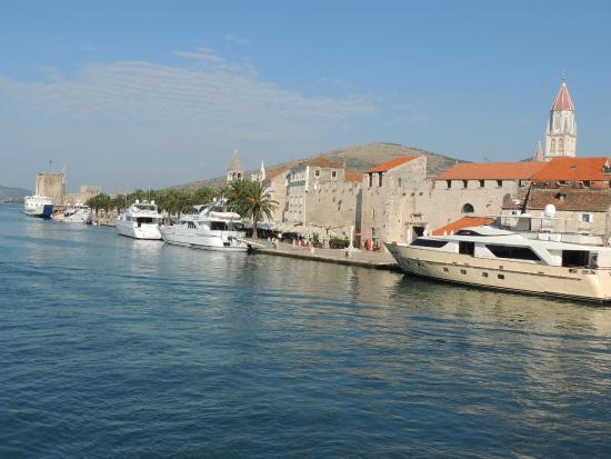 Weltkulturerbestätte Trogir: Panoramica