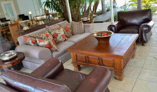 Belvedere Boutique Hotel: Entertainment / sitting areas