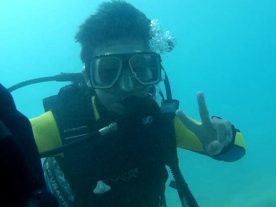 Diving Center Sun Sub: Tauchgang