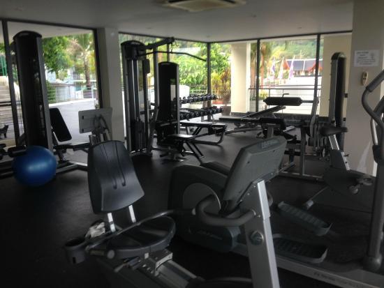 IndoChine Resort & Villas: Gym is nice