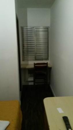 Cardim Plaza Hotel: quarto