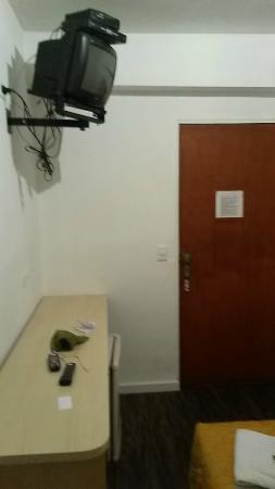 Cardim Plaza Hotel : quarto
