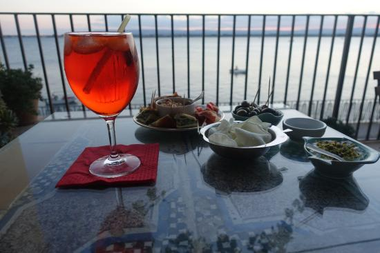 Charme Hotel Henry's House: Aperitivo