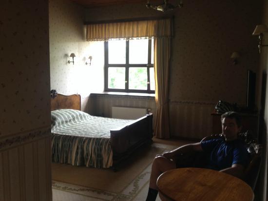 Dikli Palace Hotel: Zimmer im Dikli