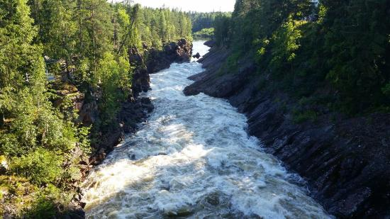 Imatra Waterfall