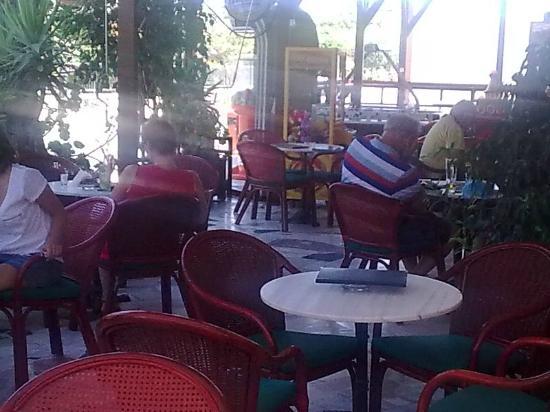 Gazi, Grækenland: Intérieur