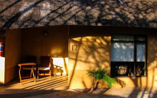AmaZulu Lodge: late afternoon