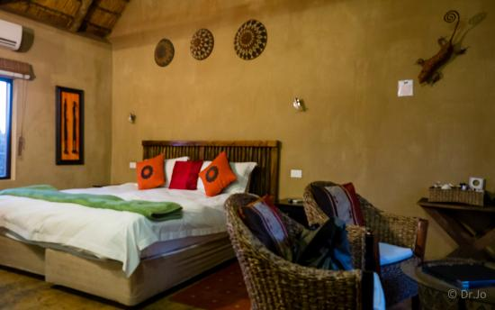 AmaZulu Lodge: guestroom