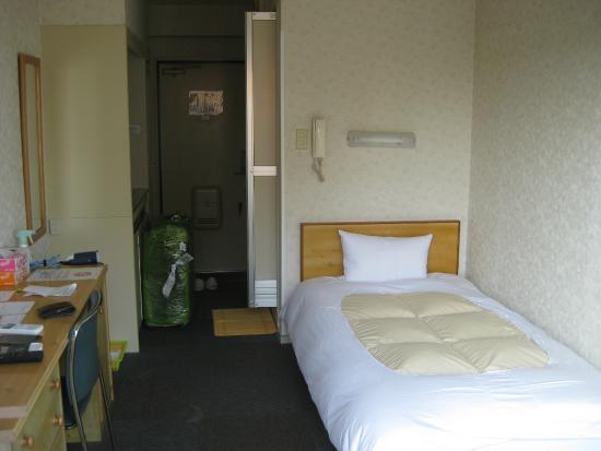 Tokyo West 21 : single room
