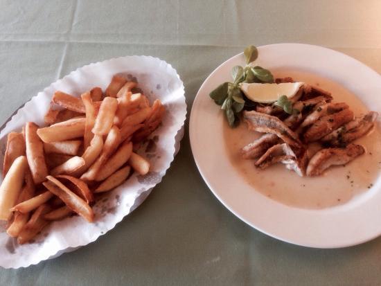 Hôtel-Restaurant de la Plage: De quoi vous mettre en appétit...