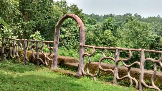 Jharsuguda, Indien: Entrace at Bikramkhol