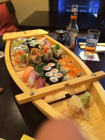 Hiro: Sushi