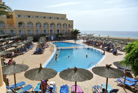 Salzwasser pool r chseite des hotels bild von sbh jand a resort playa de jandia tripadvisor - Pool salzwasser ...