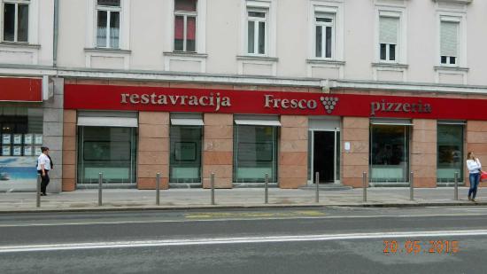 Restavracija Fresco
