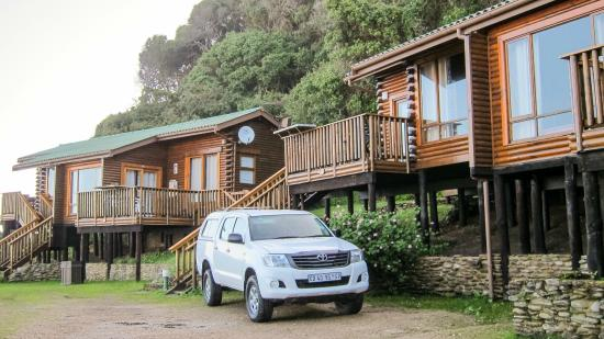 Tsitsikamma National Park Storms River Mouth Forest Huts & Cabins